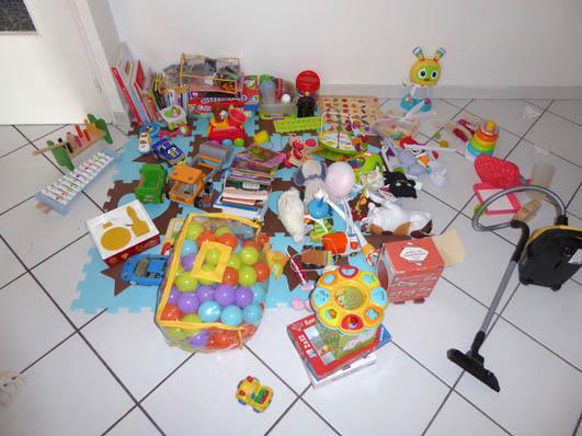 tous les jouets